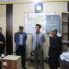 بازدید حسین ابادی، مدیر کل دفتر فنی استانداری از پروژه های عمرانی شهرداری عالیشهر