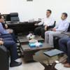 اعضای شورای اسلامی عالیشهر با حضور در شرکت عمران انتصاب مدیرعامل جدید شرکت عمران را تبریک گفتند