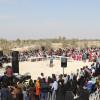 با حضور گسترده مردم جشنواره فرهنگي ورزشي فجر عاليشهر برگزار شد