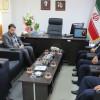 شهردار و اعضاي شوراي اسلامي عاليشهرانتخاب بوشهر به عنوان پايتخت كتاب را تبريك گفتند