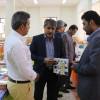 اعضای شورای اسلامی شهر از نمایشگاه کتاب عالیشهر دیدن کردند